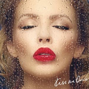 "This CD cover image released by Warner Bros. Records shows ""Kiss Me Once,"" by Kylie Minogue. (AP Photo/Warner Bros.)"