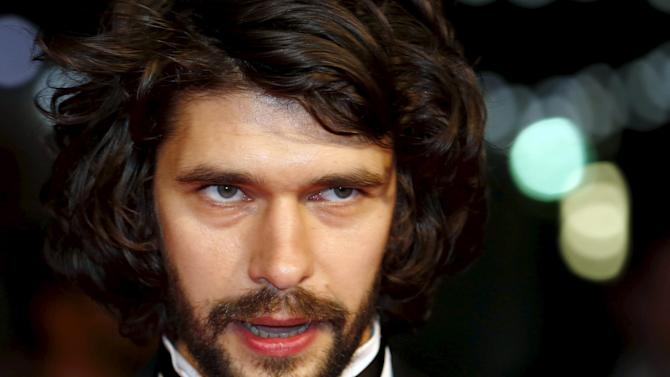 "Actor Ben Whishaw arrives at the Gala screening of the film ""Suffragette"" for the opening night of the British Film Institute (BFI) Film Festival at Leicester Square in London"