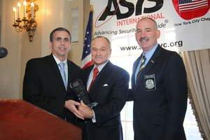 AlliedBarton Security Services VP of Operations Named New York City ASIS Chapter Chairman