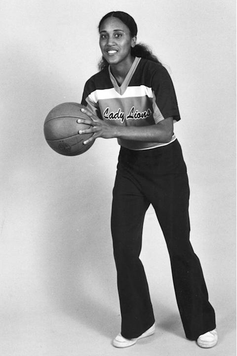 Robin Roberts Basketball Hall of Fame