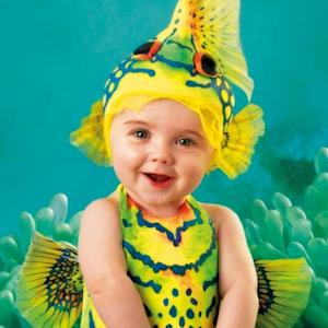 Anne Geddes Adorable Babies Are Heading 'Under the Sea'