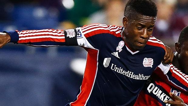 Pressure is coming from Sporting Kansas City, but New England Revolution ready to cope