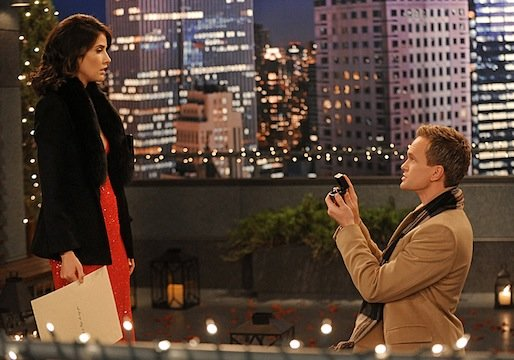 How I Met Your Mother Recap: Barney Rings in the Holidays — Now Updated With Photos