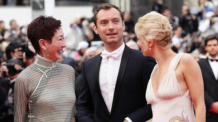 Cannes Film Festival 2011 Jude Law