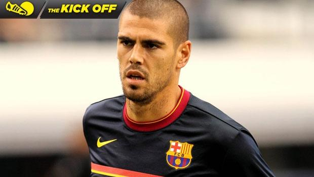 Kick Off: Is Barcelona's Victor Valdes on his way to MLS? Plus, US U-20s snatch late draw vs. France