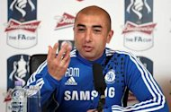 Di Matteo reaffirms Chelsea desire to add to last season&#39;s trophy haul