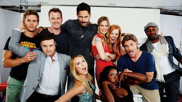 TV Guide Magazine Comic-Con 2013