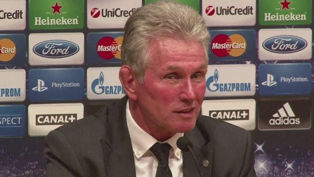 Jupp Heynckes hints at life after Bayern