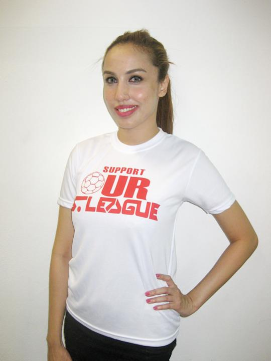 S.League Super Gal Iva Jo