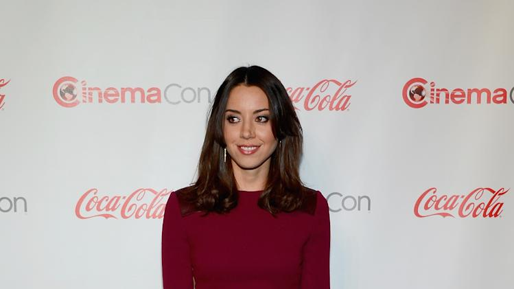 CinemaCon 2013 Awards Ceremony - Arrivals