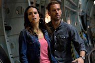 Jordana Brewster and Paul Walker seen in 'Fast & Furious 6' -- Universal Pictures