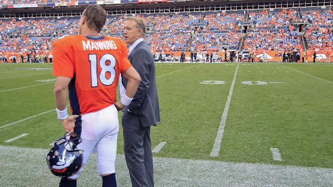 Elway: Manning not ready to ride into retirement