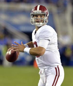 Top-ranked Alabama sees room for improvement