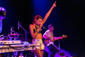AlunaGeorge Bring Their British Soul Across the Pond