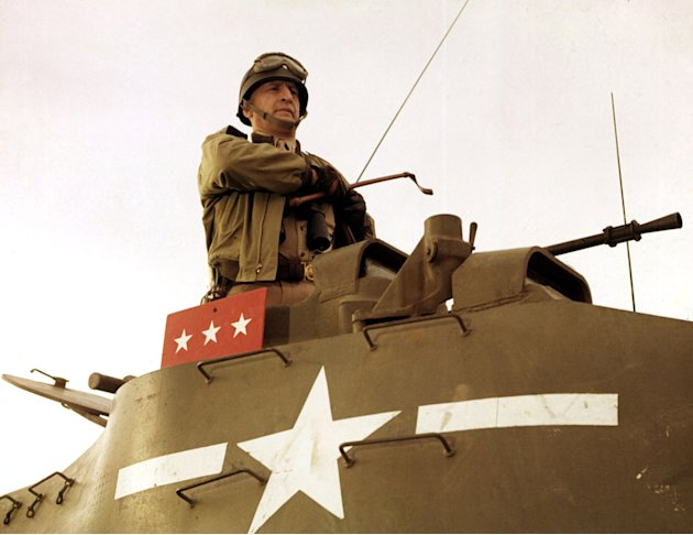 Top War Movies Patton