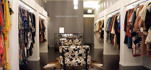 Pop-Up Shops: Morphew's Red Carpet Vintage Pops Up at Bustown Modern