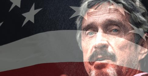 John McAfee: The NSA is running on 'sheer luck' – and that's a travesty