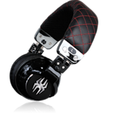 Spider Power Force Headphones Review image in pro p3 296x300