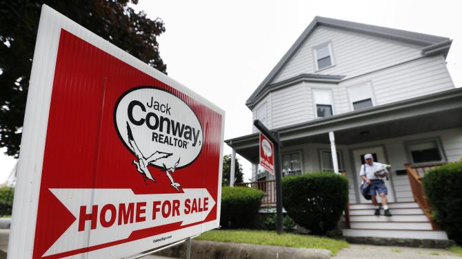 US home price gains slow for 6th straight month