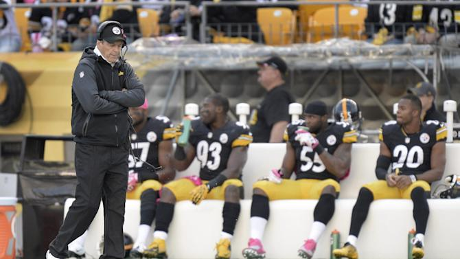 Steelers defense searching for answers