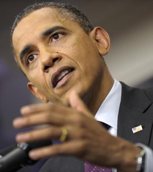 Obama to talk jobs in NC a day after GOP contests