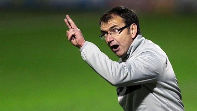 Manager Pat Fenlon was focused on the positives from his Hibernian side's 2-2 draw