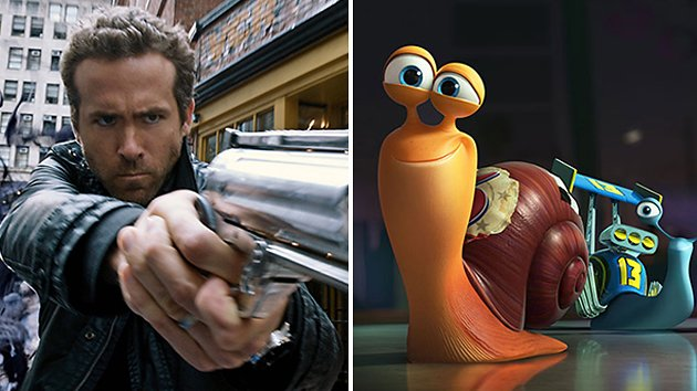 Ryan Reynolds's dubious double flop distinction: in 'R.I.P.D.' and as the voice of Turbo