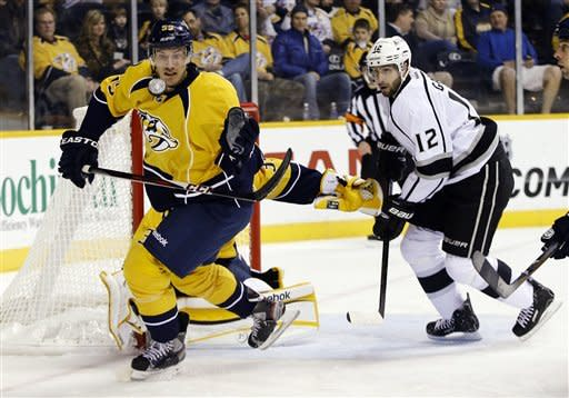 Rinne, Predators blank Kings 3-0