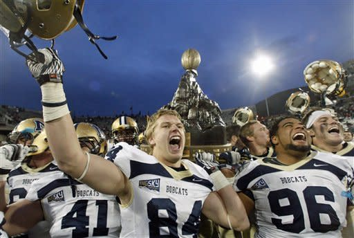 Montana State beats Montana for share of title