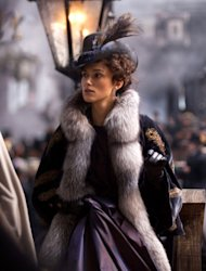 Keira Knightley in 'Anna Karenina' -- Focus Features