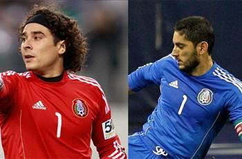 Felix Fernandez: Guillermo Ochoa and Jesus Corona at the same level
