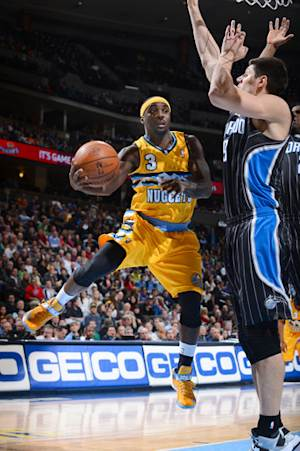 Faried helps Nuggets rally past Magic 108-105
