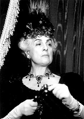 Eleanor Bron as Mrs. Peniston in Sony Pictures Classics' The House of Mirth