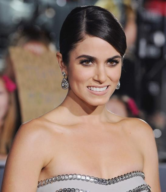 Nikki Reed arrives at the 'The Twilight Saga: Breaking Dawn - Part 2' Los Angeles Premiere at Nokia Theatre L.A. Live on November 12, 2012 in Los Angeles -- Getty Images