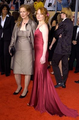Frances Conroy and Lauren Ambrose Screen Actors Guild Awards 2/22/2004