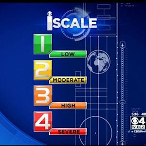 Eye On Weather: The I Scale - How It Works