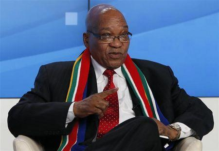 South African opposition asks court to rule on Zuma's home upgrade