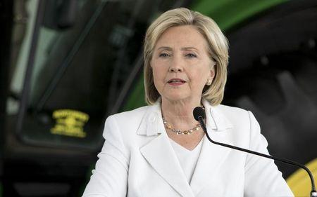 U.S. State Dept says 150 more Clinton emails have classified information