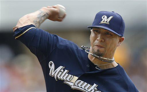 Pirates win 9th in row, top Brewers in 14th inning