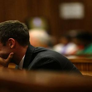 Oscar Pistorius vomits at trial