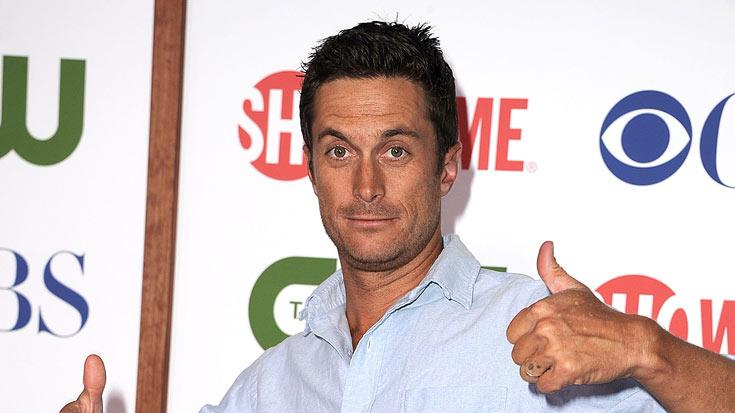 "Oliver Hudson of ""Rules of Engagement"" attends the CBS, The CW, and Showtime 2011 Summer TCA Party at The Pagoda on August 3, 2011 in Beverly Hills, California."
