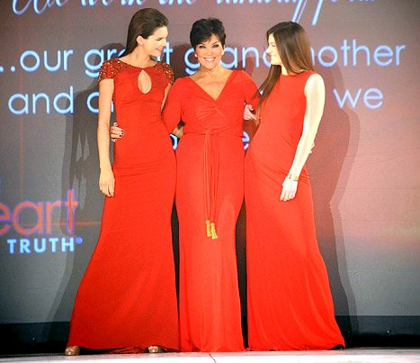 Kris Jenner Walks the Runway&nbsp;&hellip;