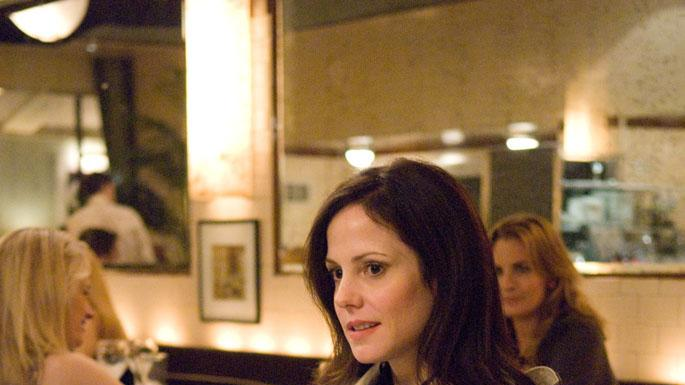 Mary Louise Parker Solitary Man Production Stills Anchor Bay 2010