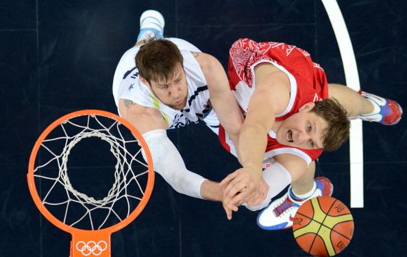 Olympics Day 16 - Basketball