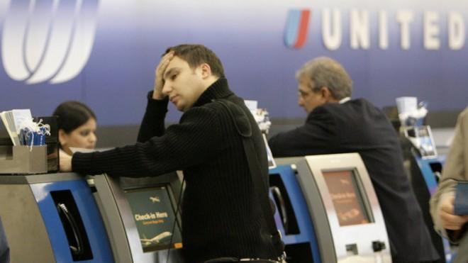 United Airlines received 4.24 complaints per 100,000 fliers — the worst of all U.S. airlines.