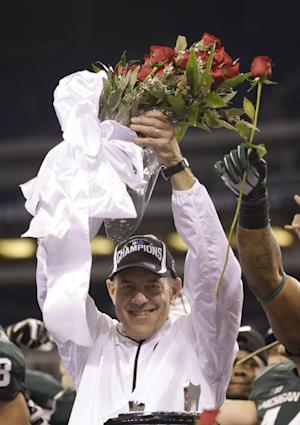 Stanford, Michigan State headed to 100th Rose Bowl