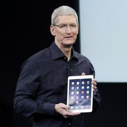 Apple Is Reportedly Delaying Production Of Larger iPad