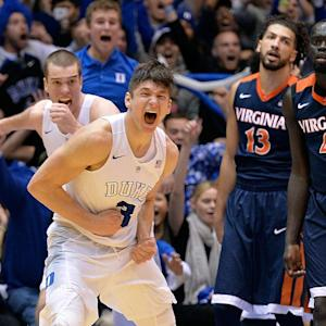Duke pulls upset at buzzer