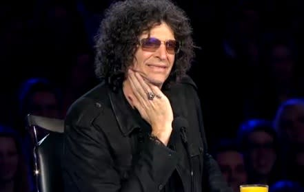 Howard Stern on 'America's Got Talent' Gig: 'I'm Going to Be a Strict Judge' (Video)