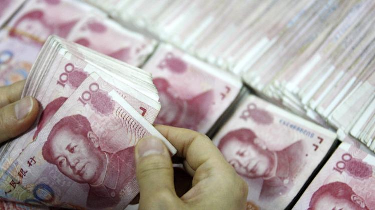 China's yuan is a growing force in global finance, more than doubling in use over the past year, according to a new study from the Institute of International Finance Thursday